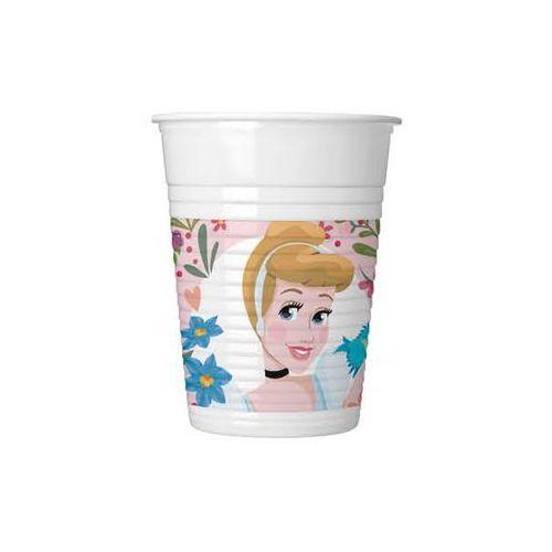 Kubeczki urodzinowe Princess Dream - Księżniczki - 200 ml - 8 szt. (5201184892190)