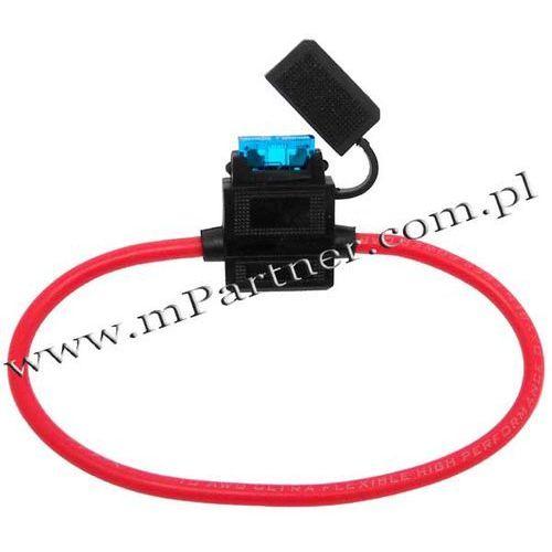 Gniazdo bezpiecznika płytkowego hermetyczne 5mm2 marki Mpartner