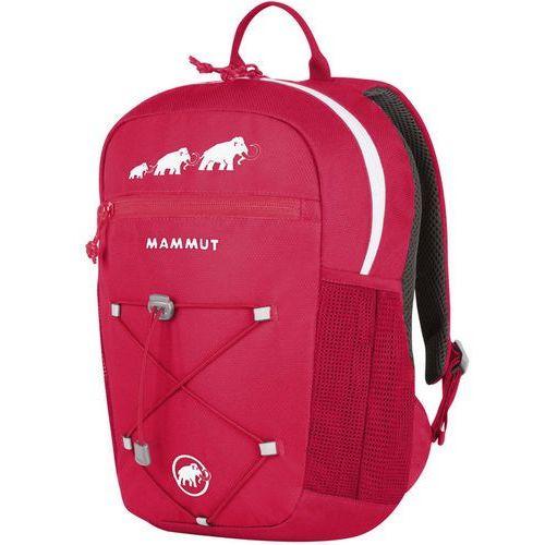 Mammut First Zip Plecak Dzieci 16l czerwony 2018 Plecaki codzienne