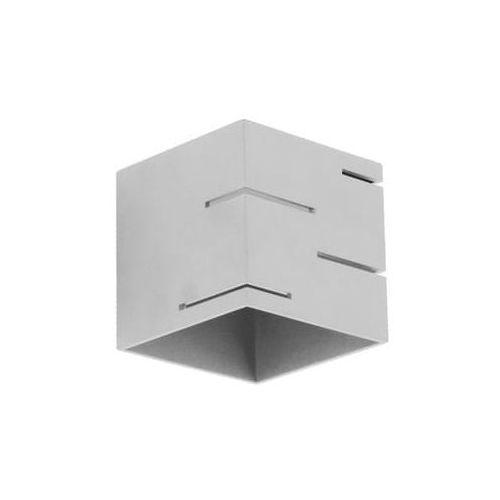 Lampex Kinkiet quado modern a popiel