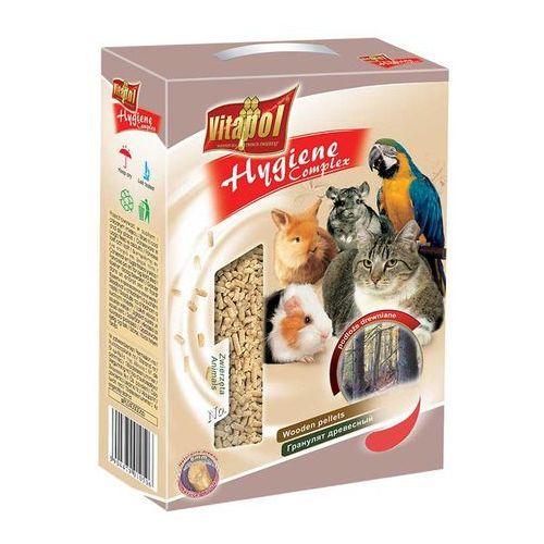 podłoże drewniane dla zwierząt granulat 4kg marki Vitapol