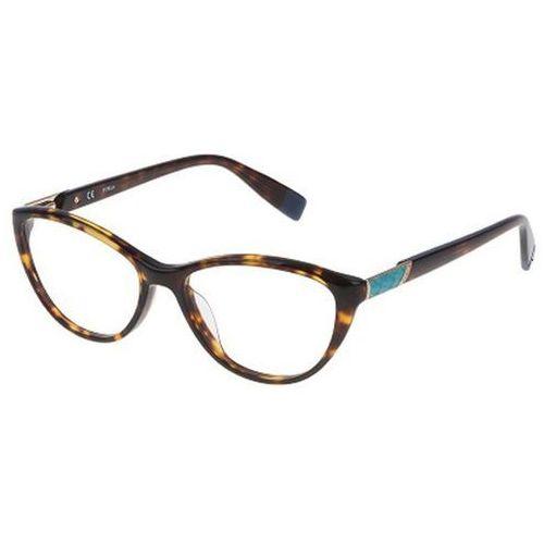 Okulary Korekcyjne Furla VU4941 Melody 0742