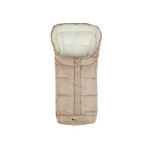 Alta bebe Altabebe śpiworek zimowy al2203xl do wózka beige/whitewash (4897015974954)