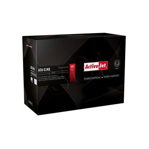 Activejet toner ATH-51NX / Q7551X (black) Darmowy odbiór w 20 miastach!, EXPACJTHP0054