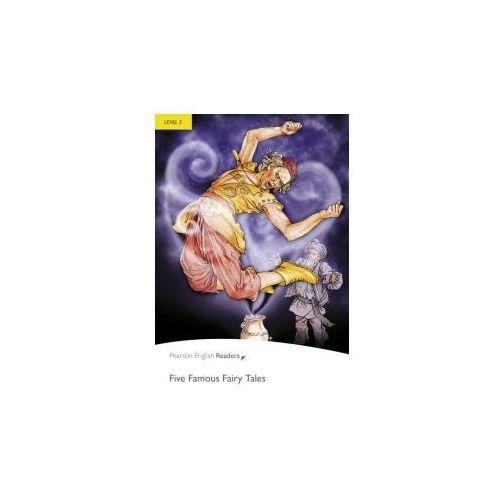 Five Famous Fairy Tales Book & MP3 Pack: Level 2 - wyślemy dzisiaj, tylko u nas taki wybór !!!, Christian Andersen Hans