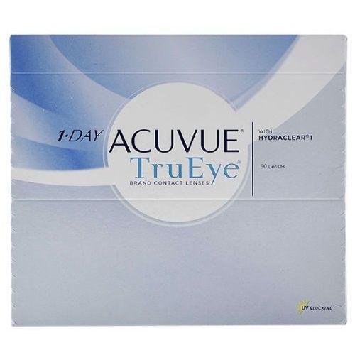 Soczewki jednodniowe 1·DAY ACUVUE TruEye - 180 sztuk, 389