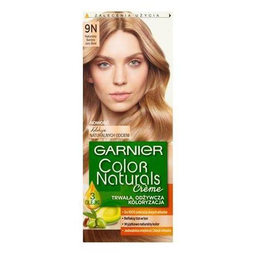 Color Naturals farba do włosów 9N Naturalny Bardzo Jasny Blond - produkt z kategorii- Koloryzacja włosów