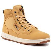 Sneakersy FILA - Knox Mid 1010737.EDU Chipmunk