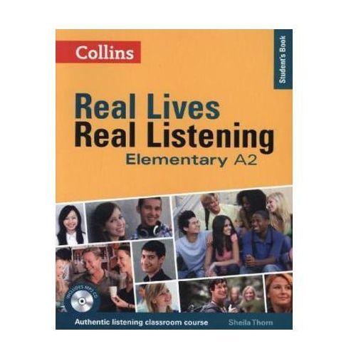 Real Lives Real Listening Elementary. Podręcznik (9780007522316)