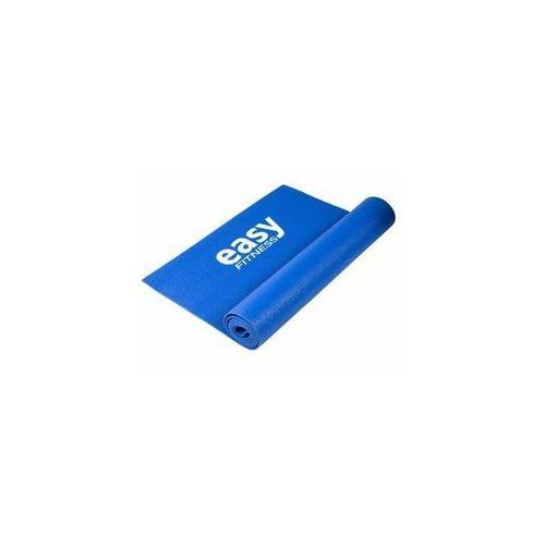 Easy fitness mata do jogi, niebieski - niebieski (5903140100744)