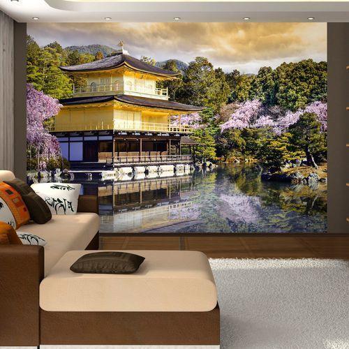 Artgeist Fototapeta - japoński krajobraz