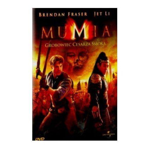 Film TIM FILM STUDIO Mumia: Grobowiec Cesarza Smoka, towar z kategorii: Filmy przygodowe