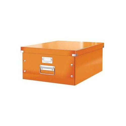 Pudło uniwersalne Leitz Wow 6045-44 pomarańczowe