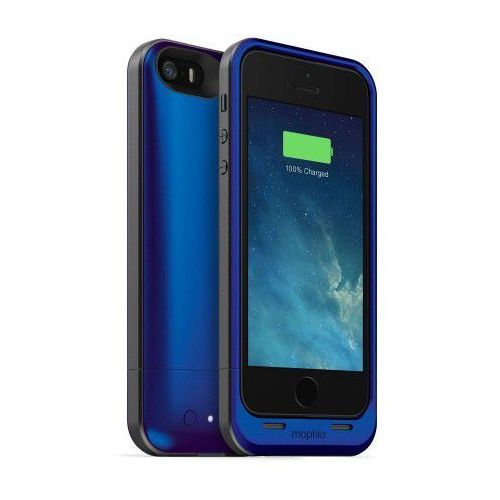 MOPHIE JUICE PACK AIR 1700MAH IPHONE 5S/SE COBALT BLUE