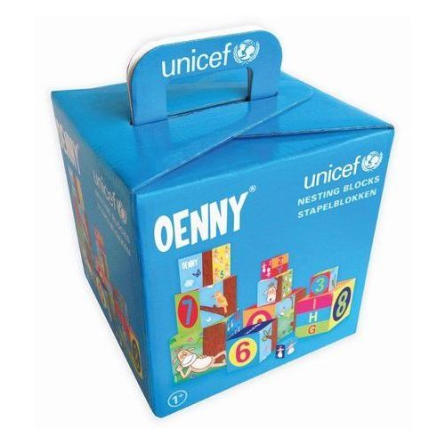 Klocki Unicef Oenny