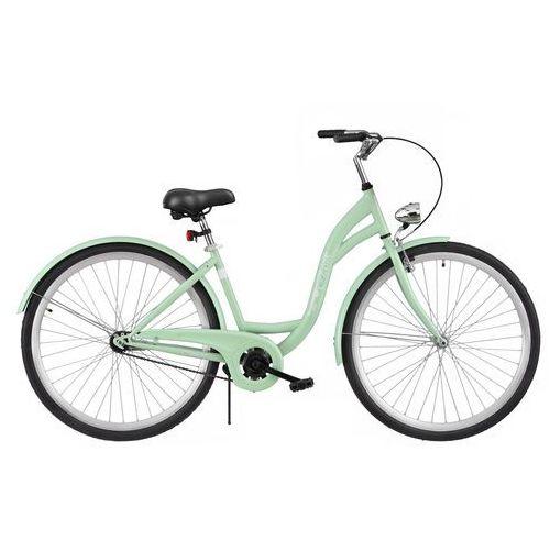 Rower DAWSTAR Retro S1B Miętowy + DARMOWY TRANSPORT! + 5 lat gwarancji na ramę! z kategorii Pozostałe rowery