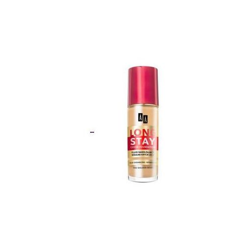 AA Long Stay Cover Foundation (W) fluid nawilżający 106 Golden Beige 35ml