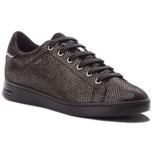 Sneakersy - d jaysen a d621ba 0jsaf c0062 dk grey/black, Geox, 35-42