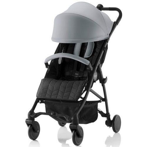 Britax römer wózek spacerowy b-lite, steel grey