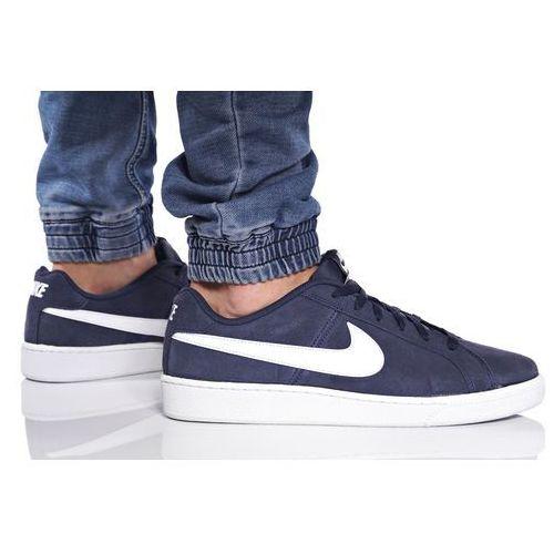 Buty court royale suede 819802-410 marki Nike