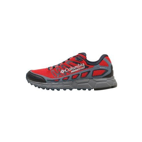 Columbia bajada iii obuwie do biegania szlak bright red/lux (0190540596405)
