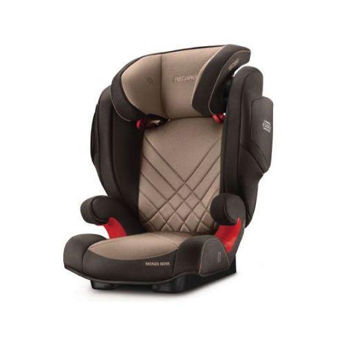 fotelik samochodowy monza nova 2 dakar sand marki Recaro