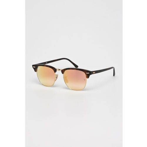 Ray-ban - okulary clubmaster double bride