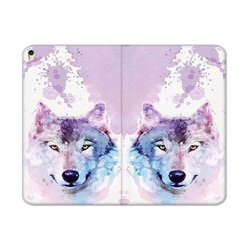 Etuo flex book fantastic Apple ipad air (2019) - etui na tablet flex book fantastic - dream wolf