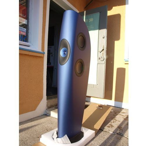 KEF BLADE TWO Frosted Blue Rabat - 25000 zł