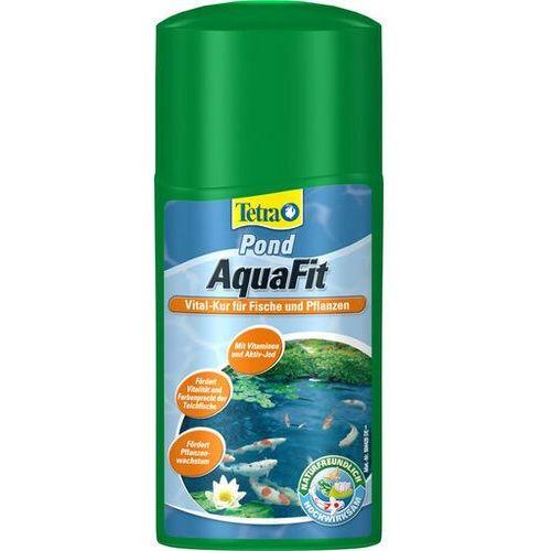 Tetra pond aquafit 250 ml preparat z witaminami dla ryb - darmowa dostawa od 95 zł! (4004218746831)