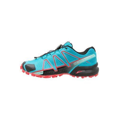 Salomon SPEEDCROSS 4 Obuwie do biegania Szlak blue jay/black/infrared
