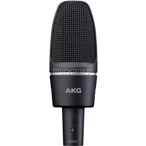 c-3000 mikrofon studyjny marki Akg