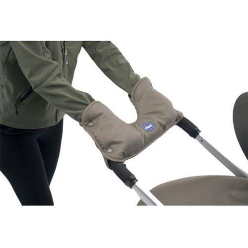 CHICCO Urban Zimowe akcesoria do wózka 2015 brąz/eko skóra - produkt z kategorii- Pozostałe foteliki samochodowe i akcesoria