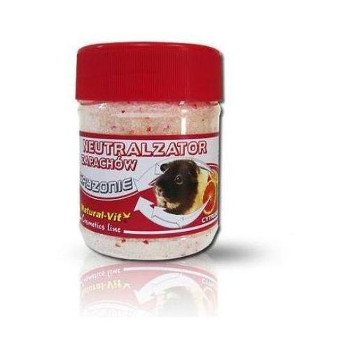 BENEK Neutralizator zapachów dla gryzoni 250g CYTRUSOWY