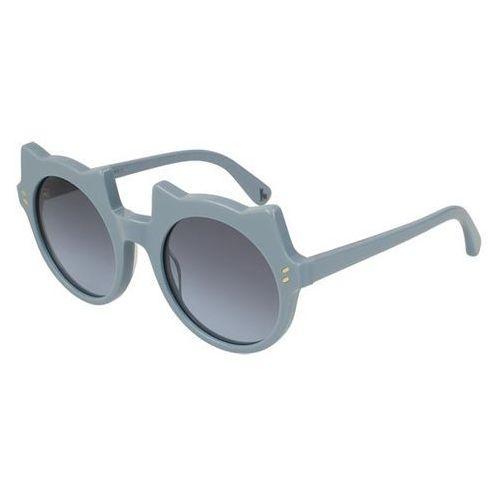 Okulary Słoneczne Stella McCartney SK0017S Kids 007, kolor żółty