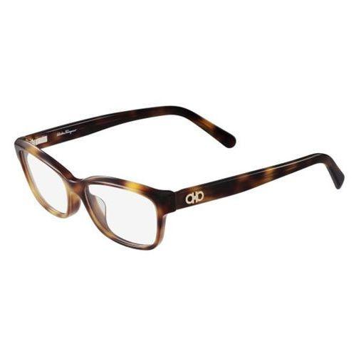 Salvatore ferragamo Okulary korekcyjne sf 2789 214