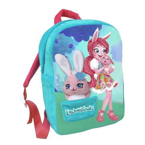 Cyp brands Plecak pluszowy z maskotką enchantimals