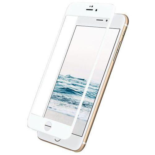 Global technology Szkło hartowane tempered glass 5d do iphone 7/8 biały (5901836716613)