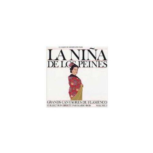 Le chant du monde Flamenco v.3 nina de los peines