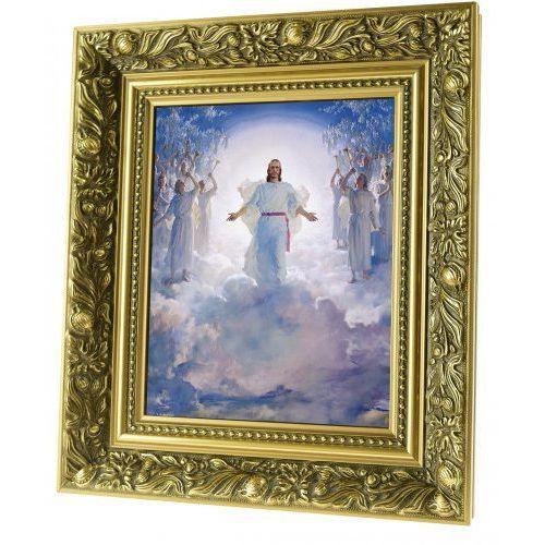 Obraz ceramiczny Ponowne przyjście Chrystusa, ACH529