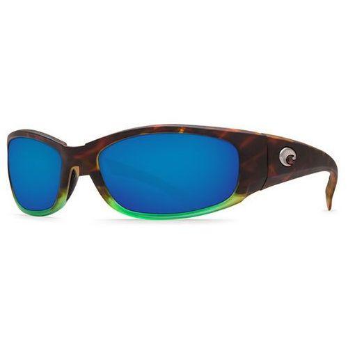 Okulary Słoneczne Costa Del Mar Hammerhead Polarized HH 77 OBMGLP, kolor żółty