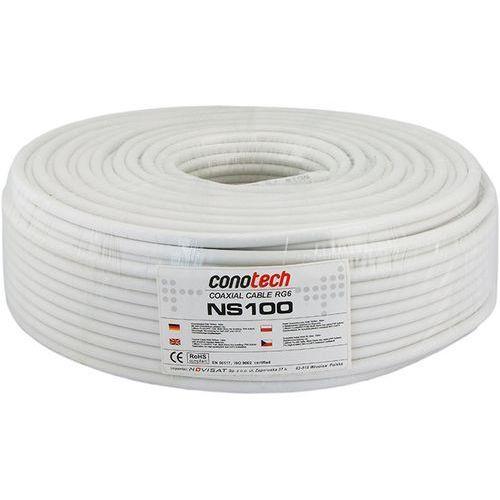 Kabel koncentryczny ns100 100mb marki Conotech