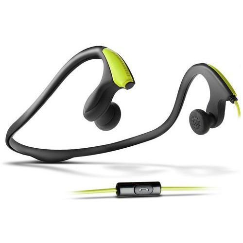 Energy Sistem słuchawki Running One z mikrofonem, zielony - BEZPŁATNY ODBIÓR: WROCŁAW!