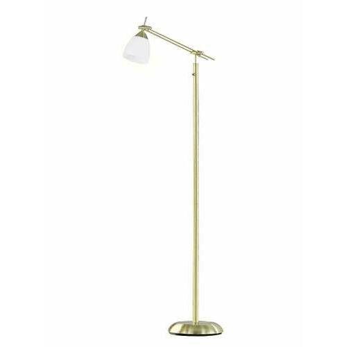 Trio 4035 lampa stojąca Mosiądz, Złoty, 1-punktowy - Dworek - Obszar wewnętrzny - ICARO - Czas dostawy: od 3-6 dni roboczych
