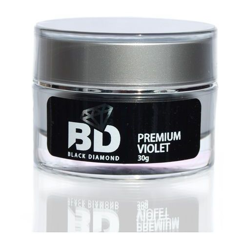 żel premium violet z filtrem uv 30 ml marki Black diamond