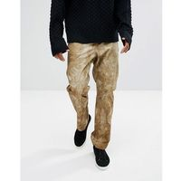 Weekday virtual trousers - brown