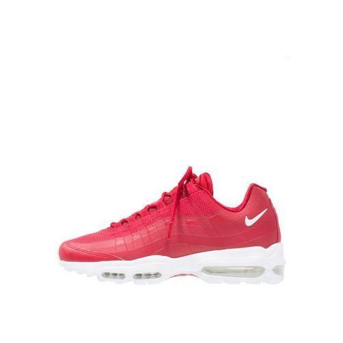 Nike Sportswear AIR MAX 95 ULTRA ESSENTIAL Tenisówki i Trampki gym red/white, 857910