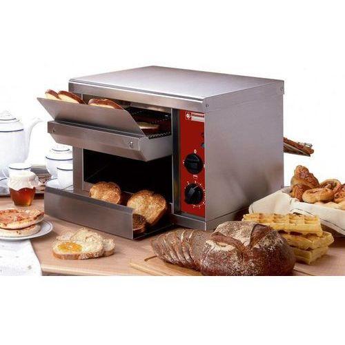 Toster automatyczny z funkcją regulacji prędkości | 540 tostów/h | 230 V