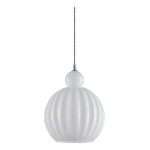 Italux biron pnd-8744-1m-op lampa wisząca zwis 1x60w e27 przezroczysta (5902854532872)