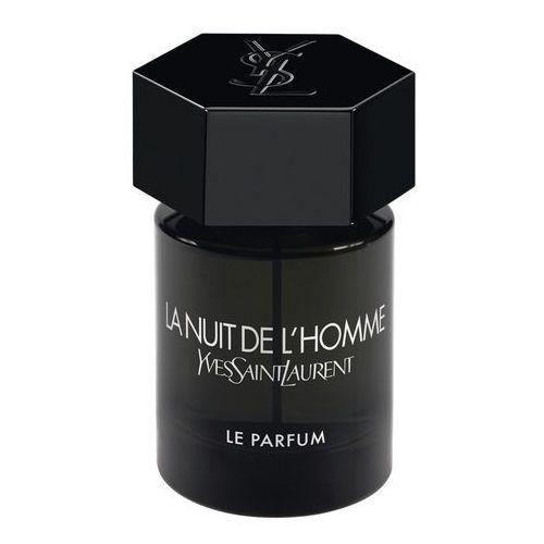 la nuit de l'homme le parfum 100 ml woda perfumowana marki Yves saint laurent
